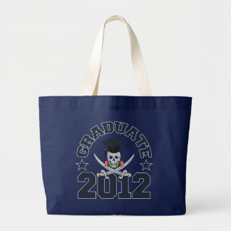 Pirate Graduate 2012 bag - choose style & color