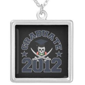 Pirate Graduate necklace