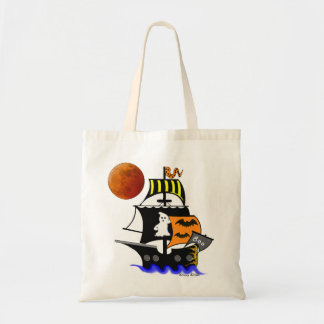 Pirate Halloween Candy Bag