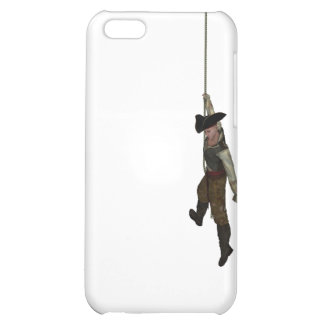 Pirate Hanger Case For iPhone 5C