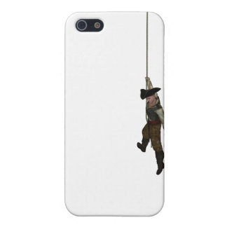 Pirate Hanger Cases For iPhone 5