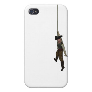 Pirate Hanger iPhone 4 Cases