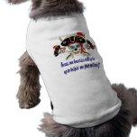 Pirate HELP Find Me Booty! Sleeveless Dog Shirt