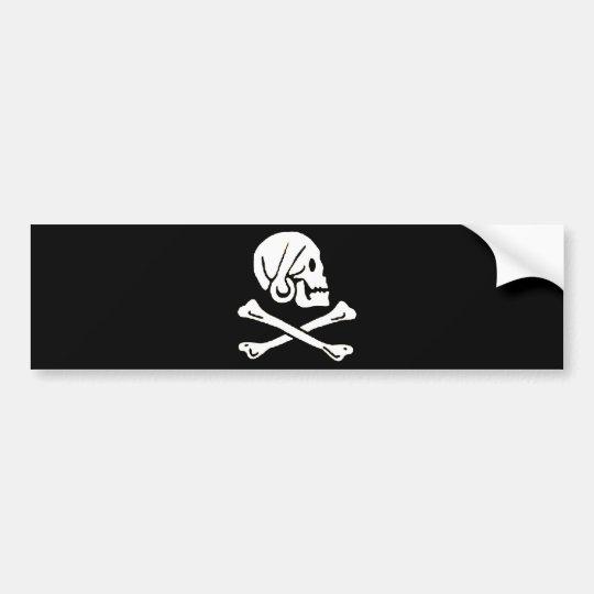pirate-henry-every bumper sticker