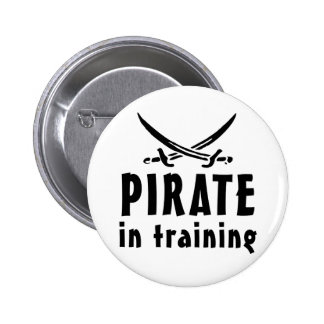 Pirate In Training Pins