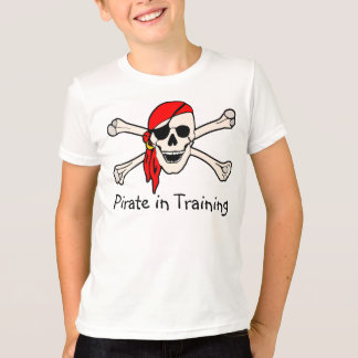 Pirate in Training T-Shirt