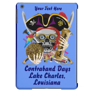 Pirate iPad Air CMate Plus View About Design iPad Air Case