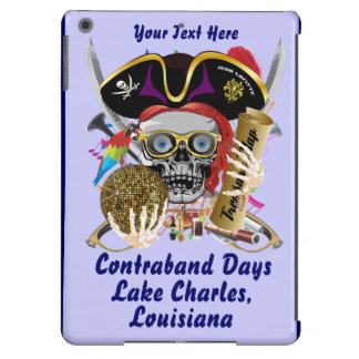 Pirate iPad Air CMate Plus View About Design iPad Air Covers