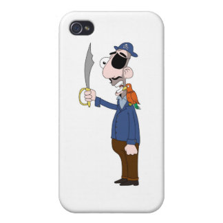 Pirate iPhone 4/4S Cases