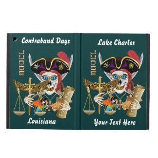 Pirate Judge iPad Air, Mini+2/3/4 Read About iPad Air Cases