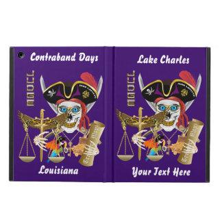 Pirate Judge iPad Air, Mini+2/3/4 Read About Case For iPad Air