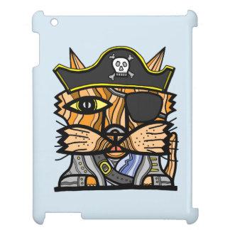 """""""Pirate Kat"""" iPad/iPad Mini, iPad Air Case Cover For The iPad"""