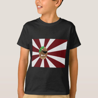 Pirate Kiwi T-Shirt