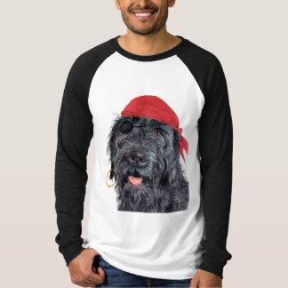 Pirate Labradoodle Mens Shirt