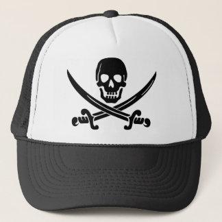 Pirate Logo Trucker Hat