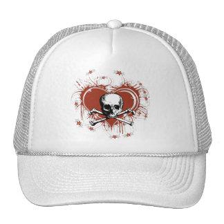 pirate love cap