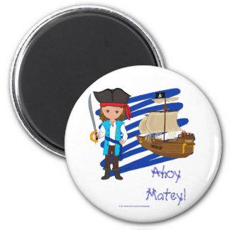 Pirate Magnet