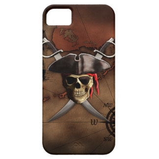 Pirate Map iPhone 5 Case