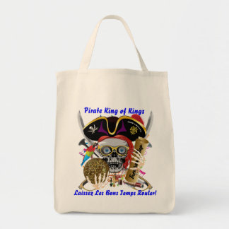 Pirate Mardi Gras Them Please See Notes Canvas Bag