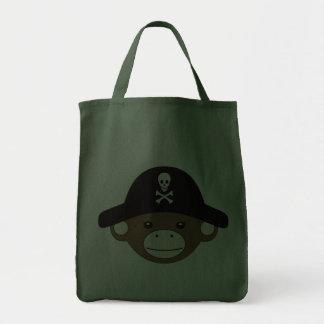 Pirate Monkey Bags