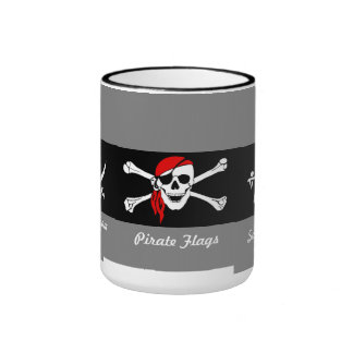 Pirate Ringer Mug