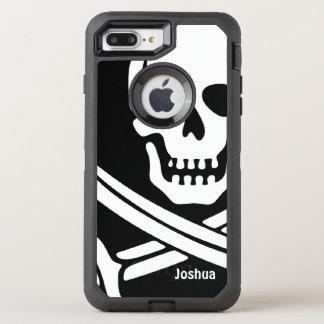 Pirate Name Template OtterBox Defender iPhone 8 Plus/7 Plus Case