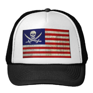 Pirate nation hats
