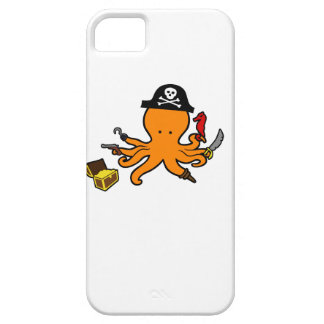 Pirate Octopus Case For The iPhone 5