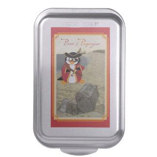 Pirate of Penguinzance Cake pan
