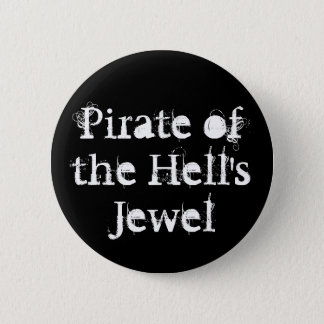 Pirate of the Hell's Jewel Button
