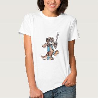 Pirate Otter Tshirt