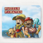 Pirate Pals Mousepad
