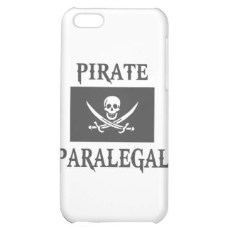 Pirate Paralegal Case For iPhone 5C