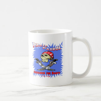 Pirate Patrol Coffee Mug