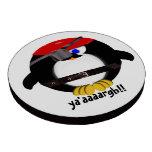Pirate Penguin Set Of Poker Chips