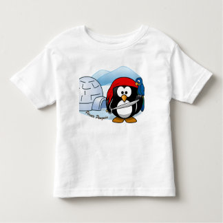Pirate Penguin Tshirt