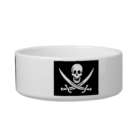 Pirate Pet Feeding Dish