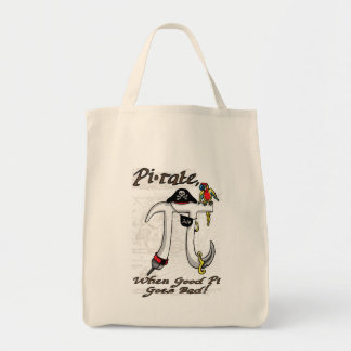 Pirate Pi Day Gear Bags