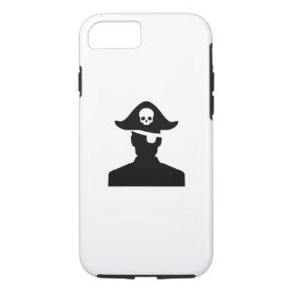 Pirate Pictogram iPhone 7 Case