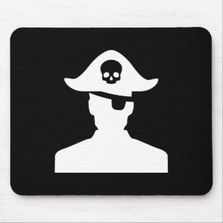 Pirate Pictogram Mousepad