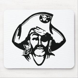 Pirate Pirates Mouse Mat