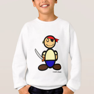 Pirate (plain) sweatshirt