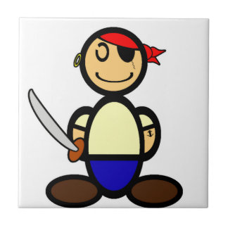 Pirate (plain) tile