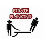 Pirate Planking