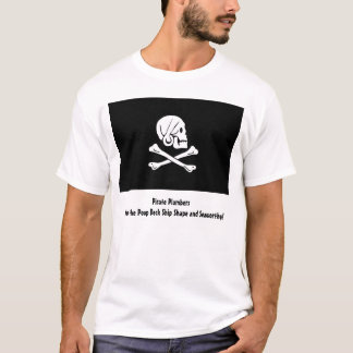 Pirate Plumbers T-Shirt