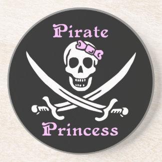 Pirate Princess coaster