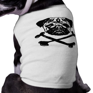 Pirate Pug Shirt