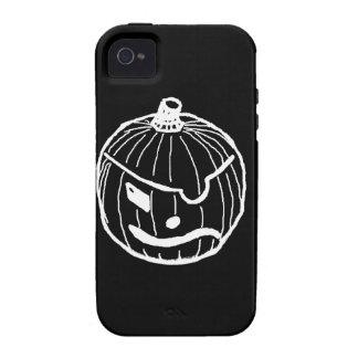 Pirate Pumpkin iPhone 4 Cases