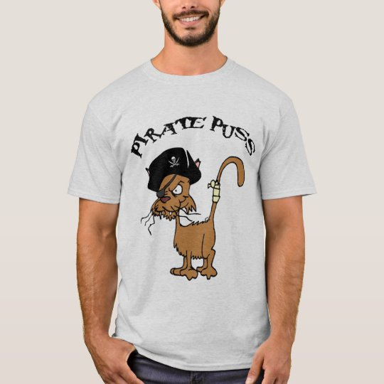 Pirate Puss T-Shirt