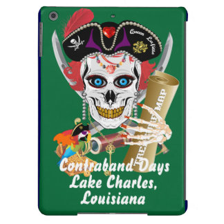 Pirate Queen iPad Air CMate Plus View About Design iPad Air Cases